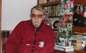 """Gheorghe Scurtu, supranumit pe bună dreptate """"Scurtu Nebunu"""". FOTO: CRISTIAN DELCEA"""
