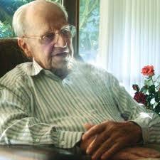 Horst Zank, în urmă cu cinci ani. FOTO: ANDREI CRĂCIUN