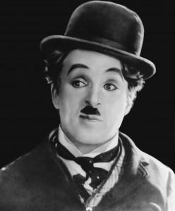 Charlie Chaplin, nemuritorul. FOTO: www.doctormacro.com