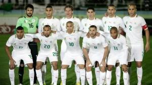 Naționala Algeriei. FOTO: www.mondonews.ro