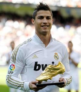 Cristiano Ronaldo. FOTO: www.constantaexpress.ro