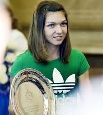 Simona Halep. FOTO: www.reginele.ro