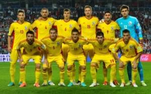 Echipa națională de fotbal a României. FOTO: www.stirileprotv.ro